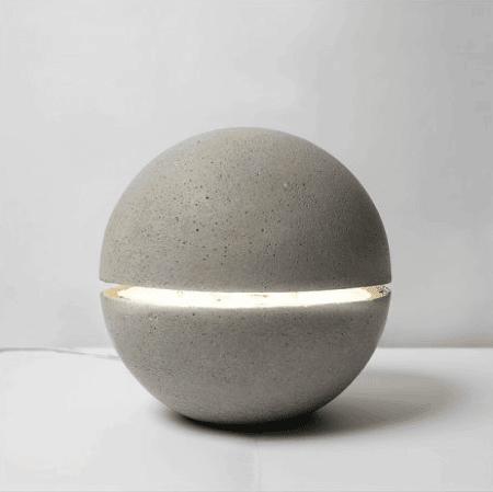 Indirect Lighting, Xiral-Segard lamp